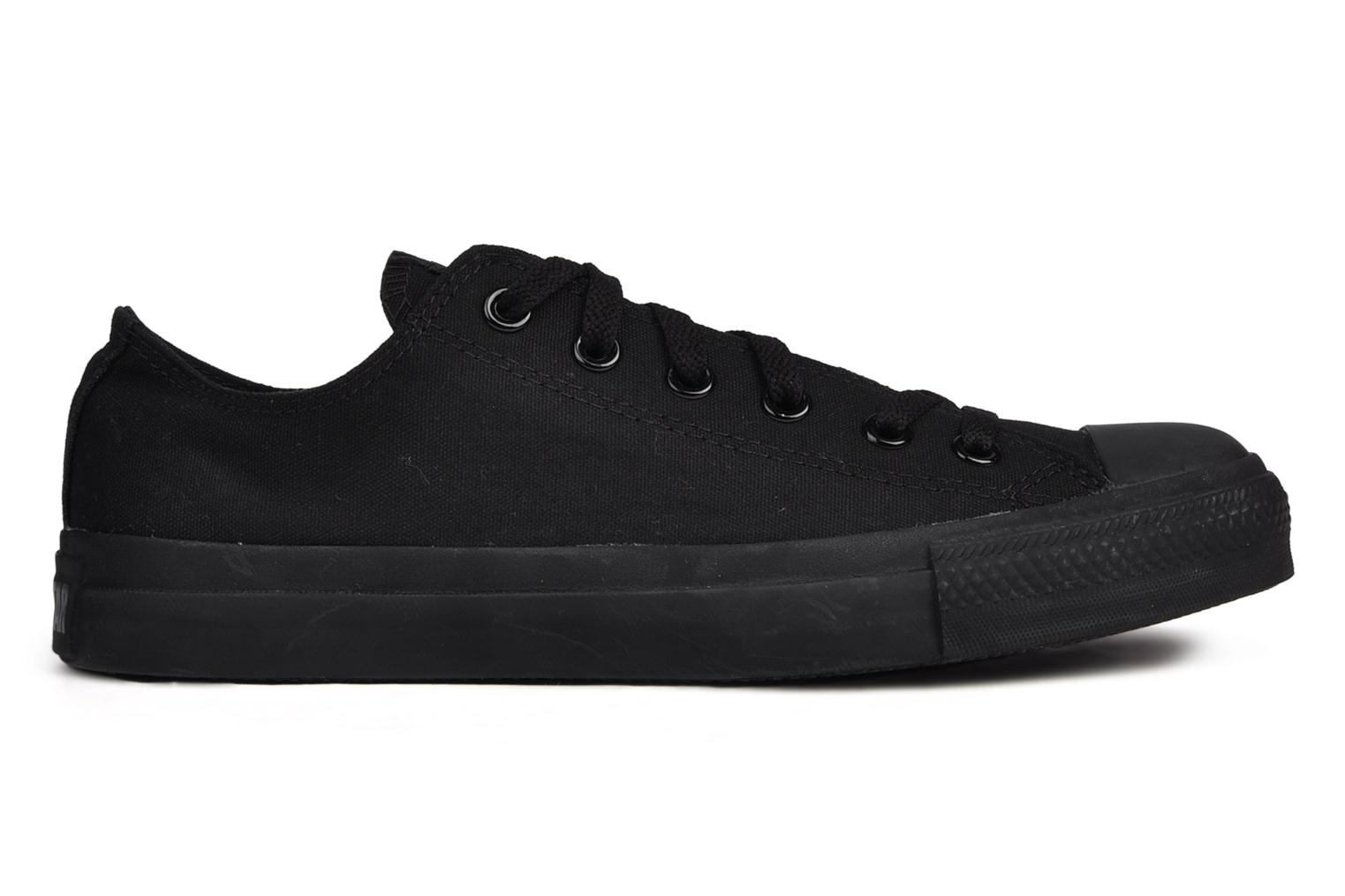 Sneakers Converse Chuck Taylor All Star Monochrome Canvas Ox M Sort se bagfra