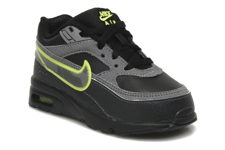 sports shoes 0a0ae d0b80 ... shopping sneakers nike air classic bw td svart detaljerad bild på paret  468cf 34bc2