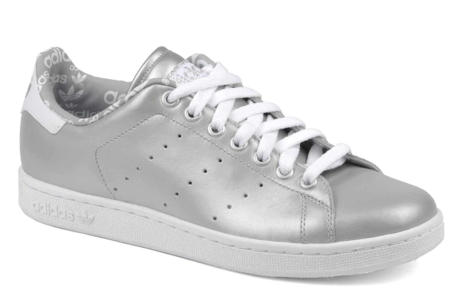 Baskets Adidas Originals Stan Smith Ii Argent vue détail/paire