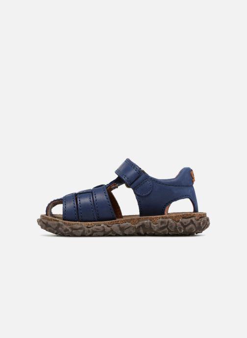 Sandalen Stones and Bones Raxi blau ansicht von vorne