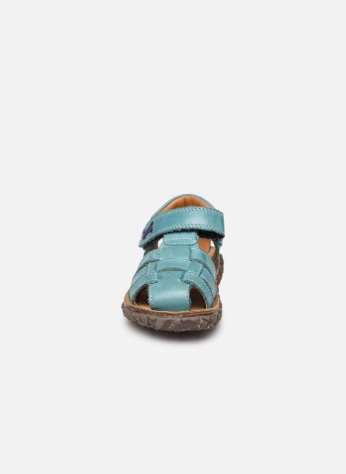 Sandali e scarpe aperte Stones and Bones Raxi Azzurro modello indossato