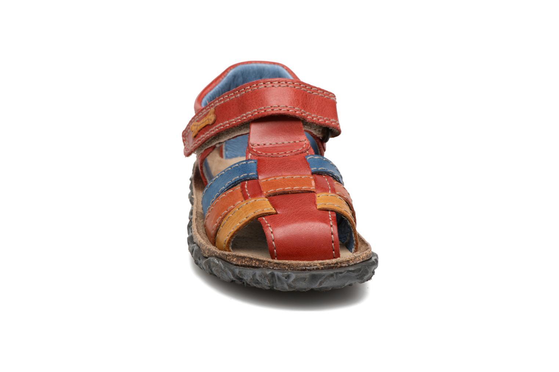 Sandales et nu-pieds Stones and Bones Raxi Multicolore vue portées chaussures
