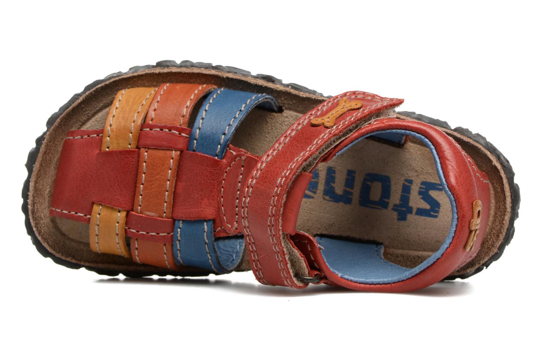 Sandales et nu-pieds Stones and Bones Raxi Multicolore vue gauche