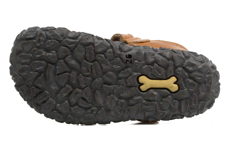 Sandalen Stones and Bones Raxi beige ansicht von oben