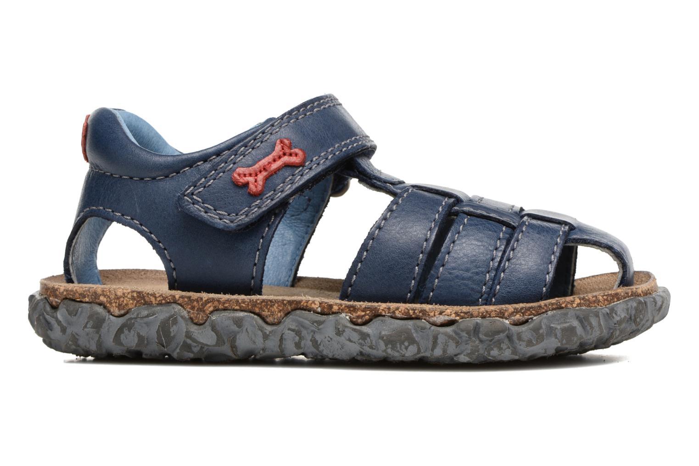 Sandali e scarpe aperte Stones and Bones Raxi Azzurro immagine posteriore