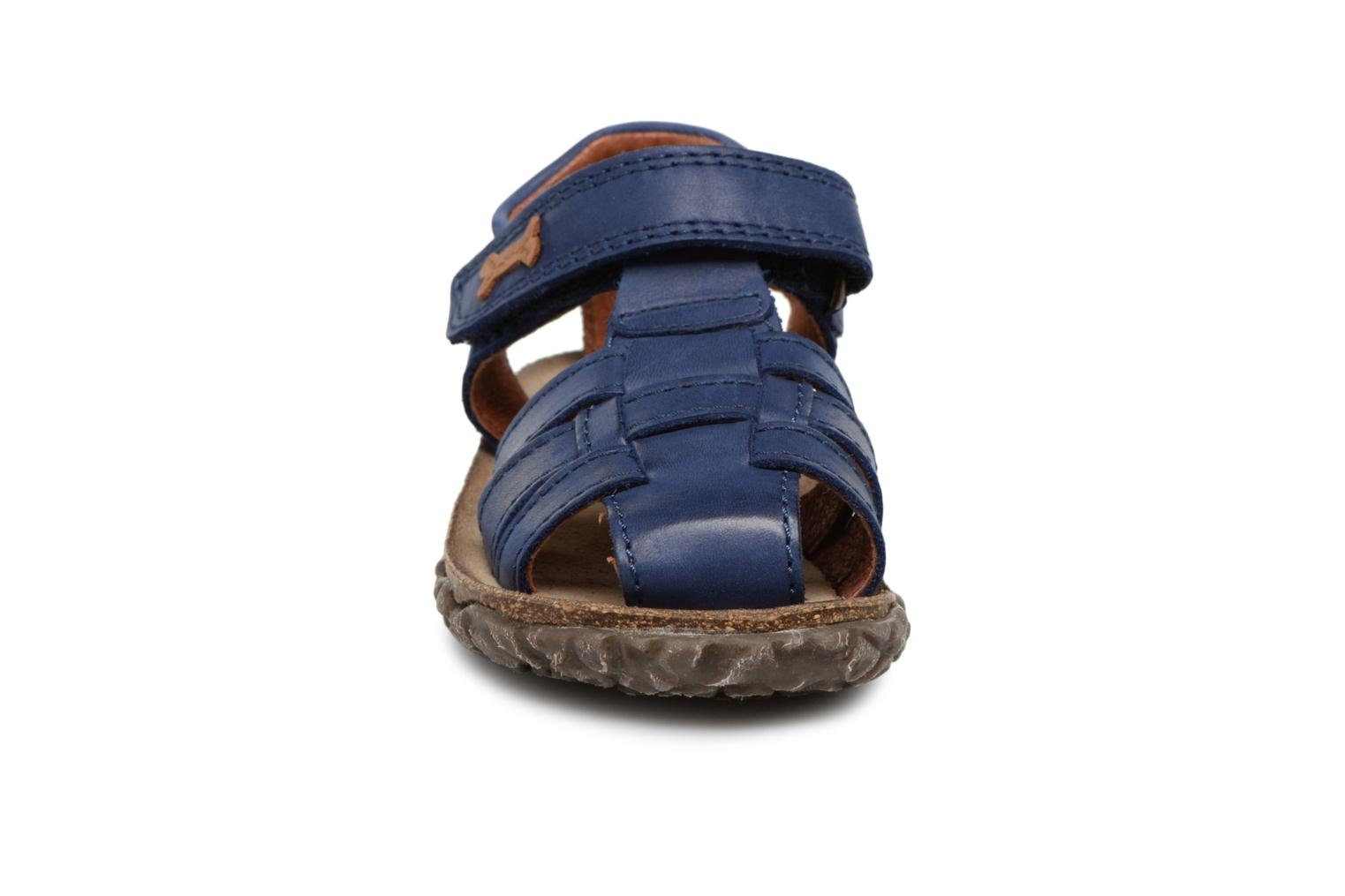 Sandals Stones and Bones Raxi Blue model view