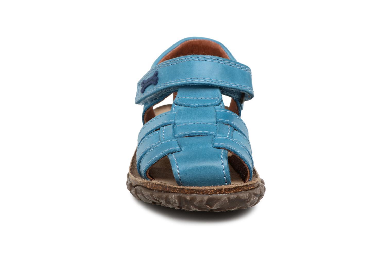 Sandalias Stones and Bones Raxi Azul vista del modelo