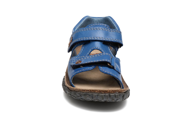 Sandaler Stones and Bones Ranco Blå bild av skorna på