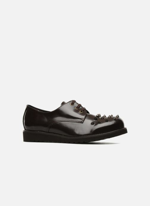 Lace-up shoes Jonak Polido Brown back view