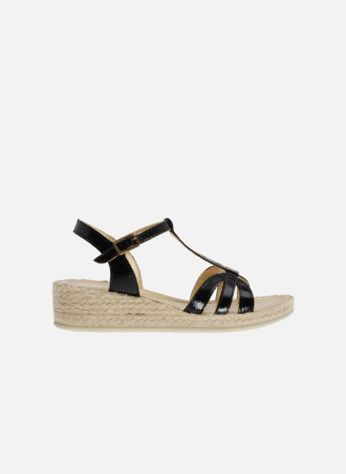 Sandals Mod8 Espere Black back view