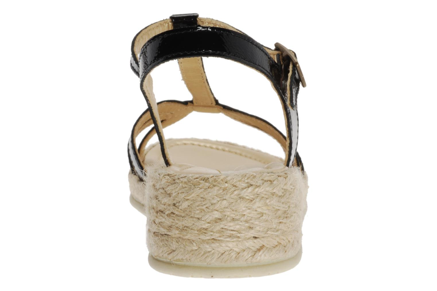 Sandals Mod8 Espere Black view from the right