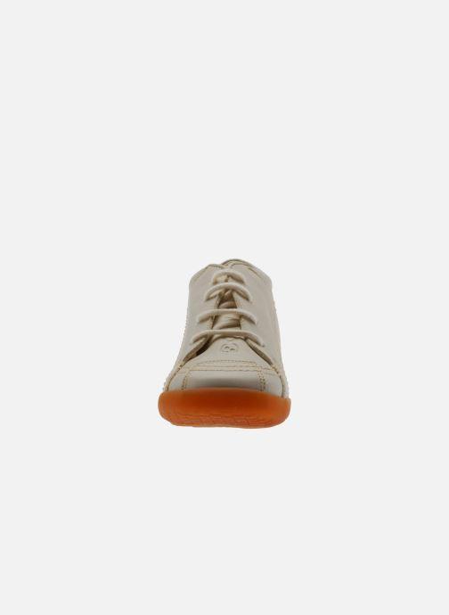 Bottines et boots Mod8 Ekomik Beige vue portées chaussures