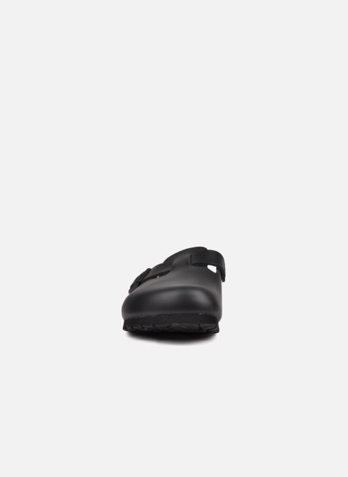 Cuir Noir Mat Birkenstock W Boston CdtQrsh