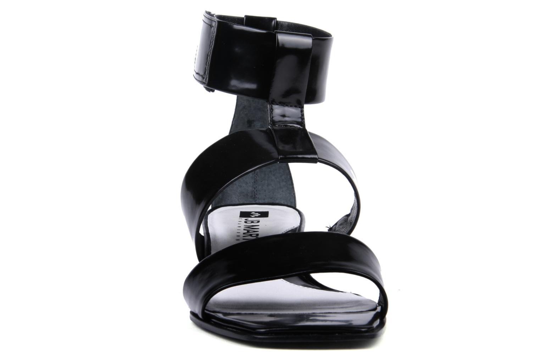 Sandales et nu-pieds JB MARTIN Indou Noir vue portées chaussures