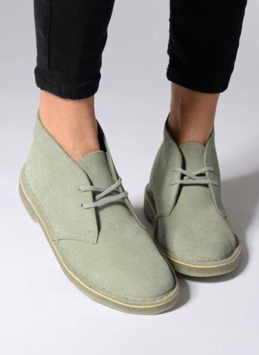Clarks Desert avvio W (verde) - - - Scarpe con lacci chez | Bella arte  4b516d