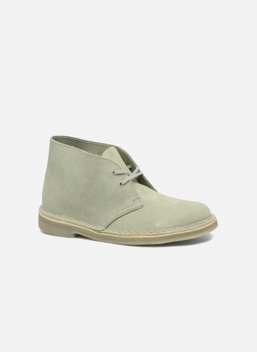 2d1e4084ed9 Clarks Desert Boot W (Green) - Lace-up shoes chez Sarenza (320022)