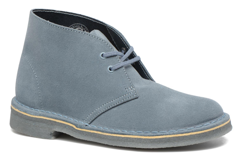 Clarks Desert Boot W (braun) - Schnürschuhe bei Sarenza.de (101244) 785d6dd596