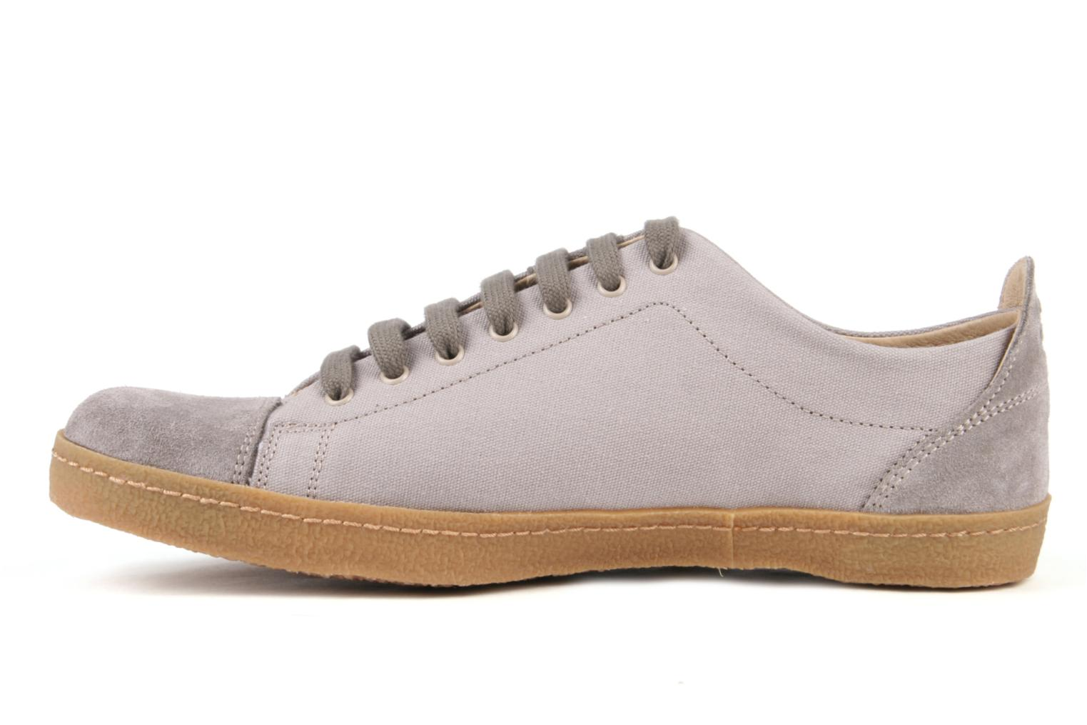 Baskets Bensimon Tennis Harrys F Gris vue face