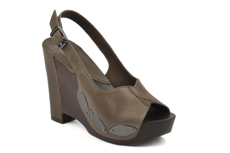 Sandali e scarpe aperte Belle Melania Marrone vedi dettaglio/paio