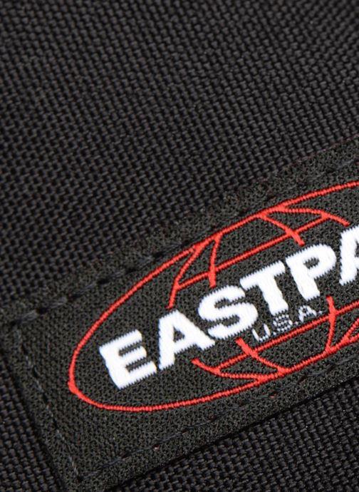 Kleine lederwaren Eastpak Crew Zwart links