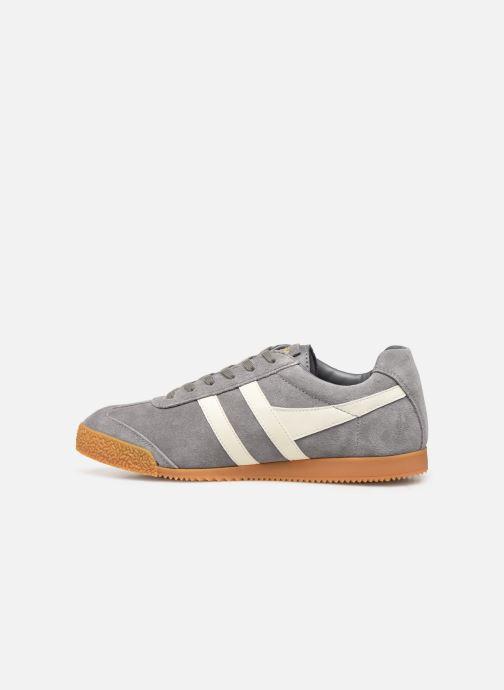 Sneakers Gola Harrier Grå se forfra