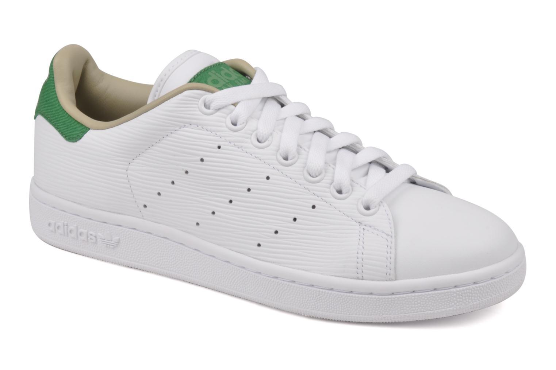 buy online 9d98c 35228 Baskets Adidas Originals Stan Smith 2 Lea Blanc vue détailpaire