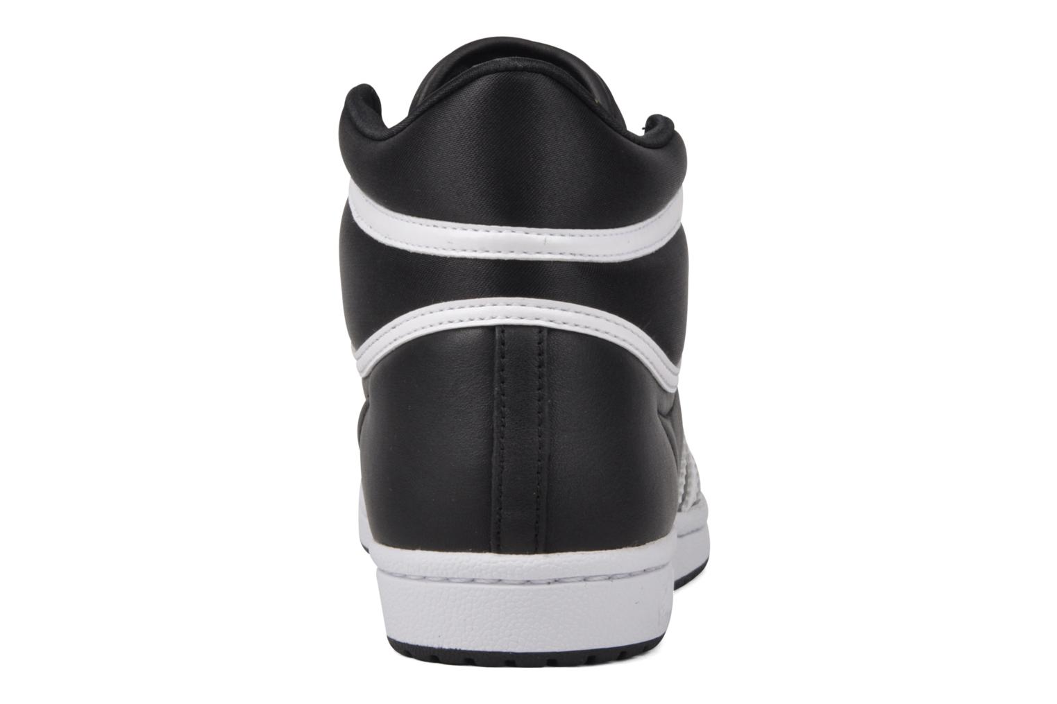 Deportivas Adidas Originals Top Ten Hi Sleek Negro vista lateral derecha