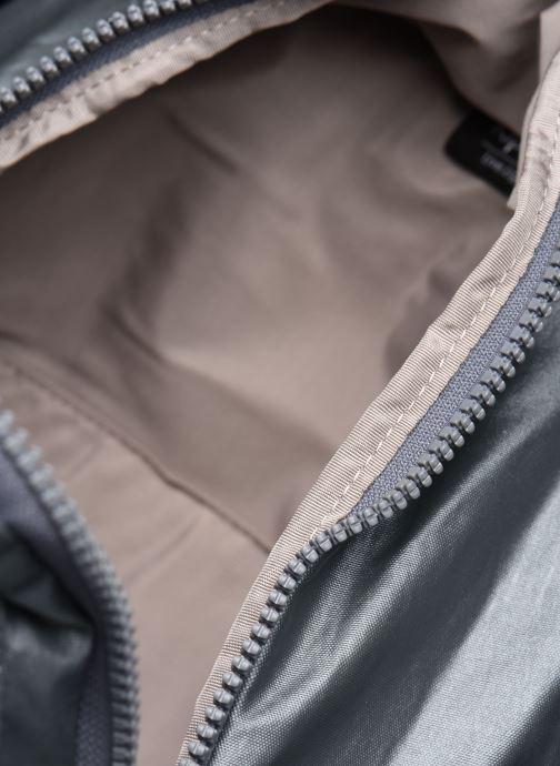 Rucksäcke Kipling Seoul silber ansicht von hinten