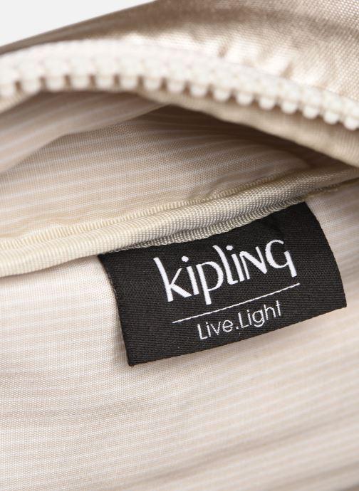 Rucksäcke Kipling Seoul gold/bronze ansicht von hinten