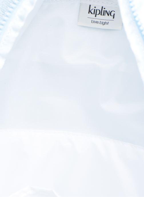 Rugzakken kipling Seoul Blauw achterkant