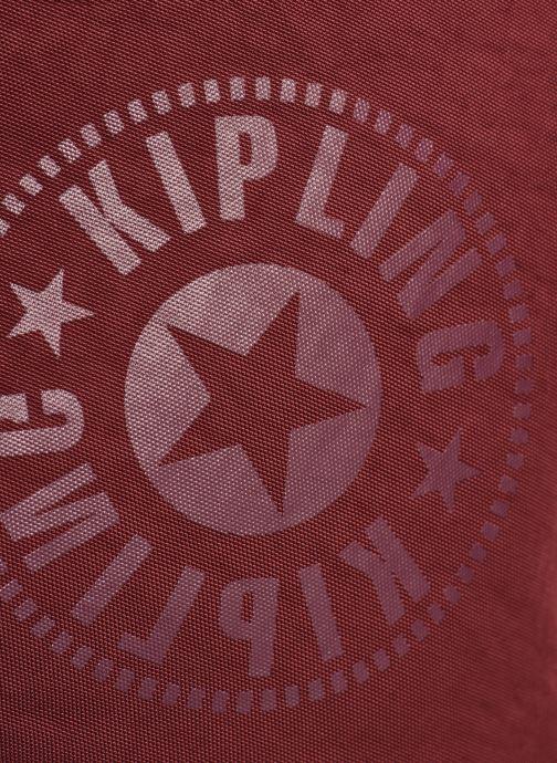 Rucksäcke Kipling Seoul braun ansicht von links