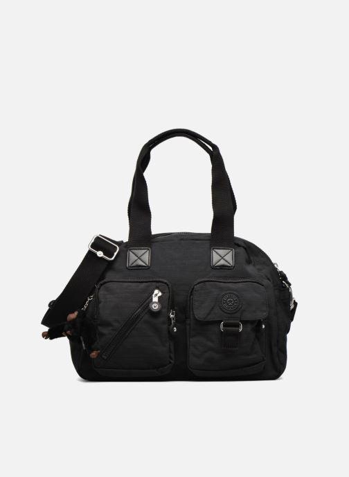 Handtassen kipling Defea Zwart detail
