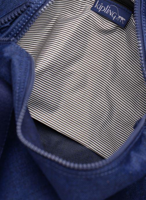 Bagage kipling Art M Blå bild från baksidan