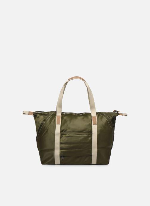 Reisegepäck Kipling Art M grün ansicht von vorne
