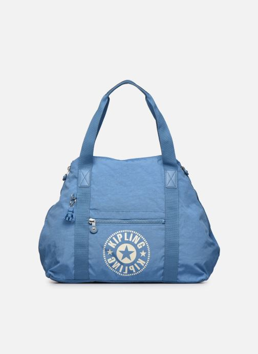Bagages kipling Art M Bleu vue détail/paire