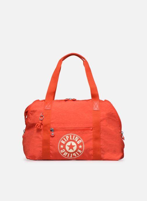 Bagages Kipling Art M Rouge vue détail/paire