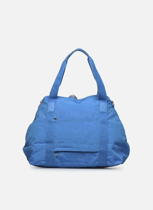 Equipaje  Kipling Art M Azul vista de frente