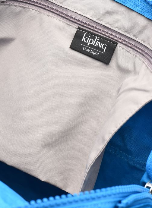 Bagages kipling Art M Bleu vue derrière