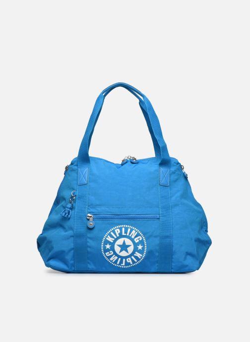 Equipaje  Kipling Art M Azul vista de detalle / par