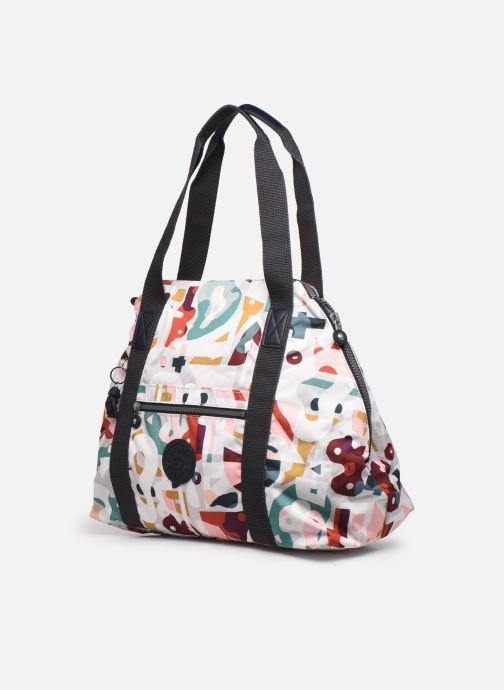 Bagages Kipling Art M Multicolore vue portées chaussures