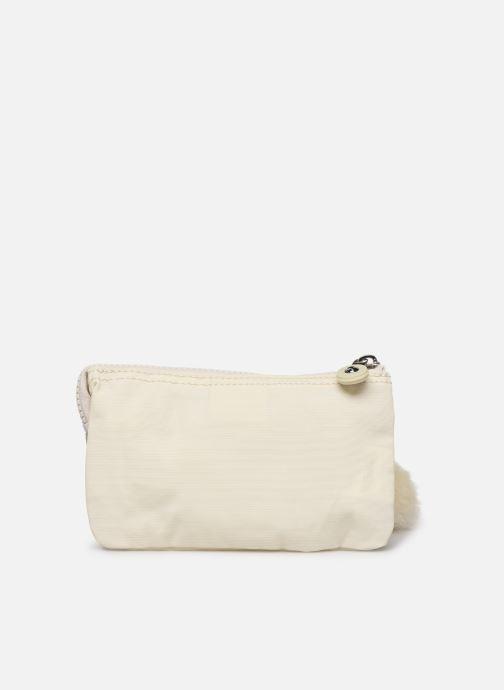 Portemonnaies & Clutches Kipling Creativity L weiß ansicht von vorne