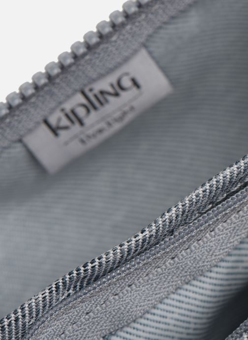 Marroquinería pequeña Kipling Creativity L Azul vistra trasera
