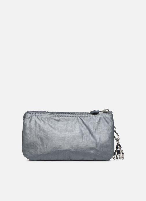 Portemonnaies & Clutches Kipling Creativity L silber ansicht von vorne