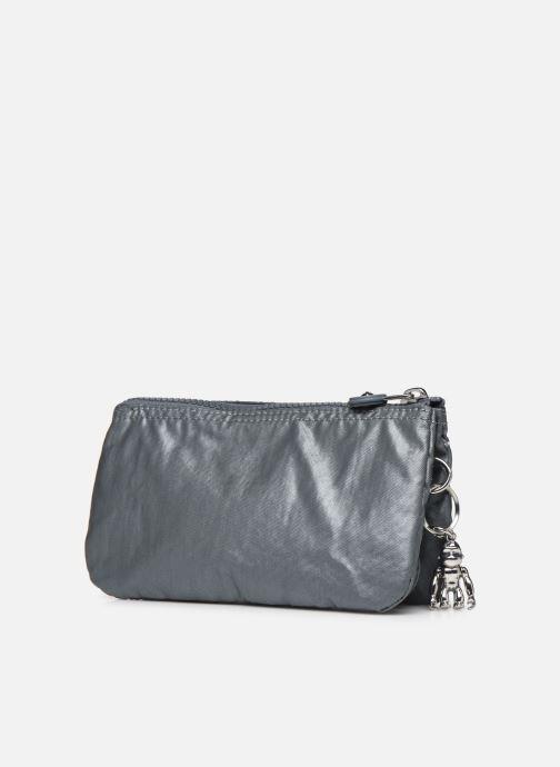 Portemonnaies & Clutches Kipling Creativity L silber ansicht von rechts
