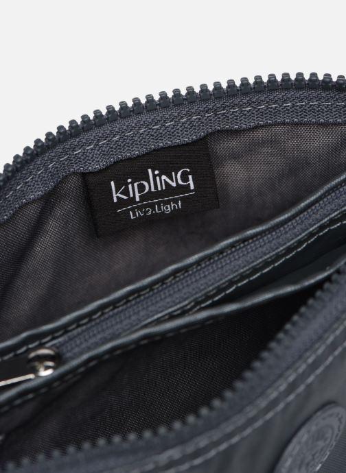 Marroquinería pequeña Kipling Creativity L Plateado vistra trasera