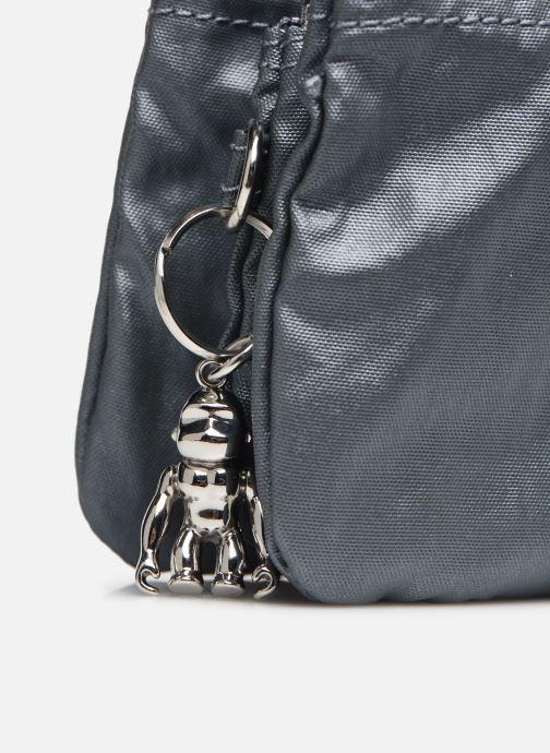 Portemonnaies & Clutches Kipling Creativity L silber ansicht von links