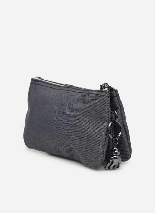 Portemonnaies & Clutches Kipling Creativity L grau ansicht von rechts