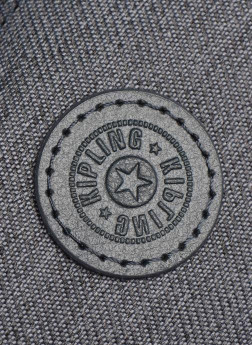 Portemonnaies & Clutches Kipling Creativity L grau ansicht von links