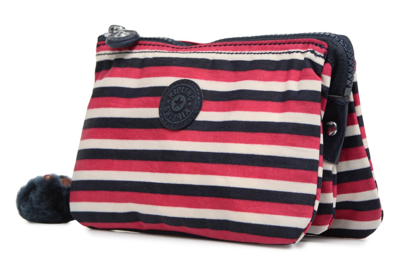 Petite Maroquinerie kipling Creativity L Multicolore vue portées chaussures