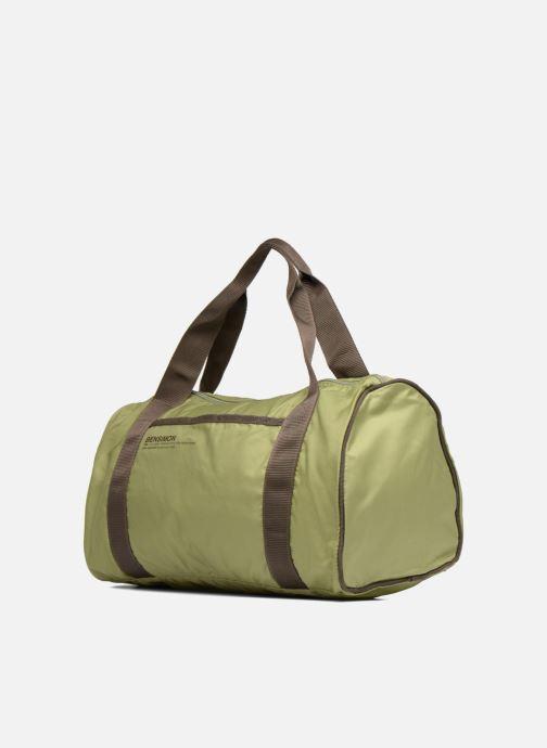 Bolsas de deporte Bensimon Color Bag Verde vista del modelo